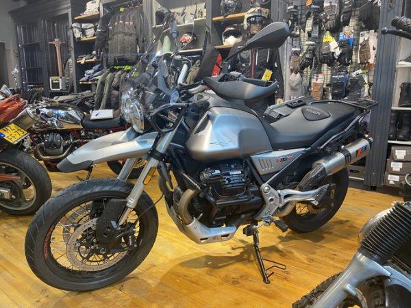 Moto Guzzi V85TT Demo